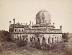 Afzal Khan's Tomb and Mosque, Bijapur